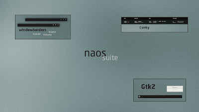 Naos Suite GNOME GTK Theme