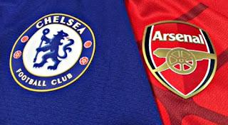 Prediksi Chelsea vs Arsenal 11 Januari 2018
