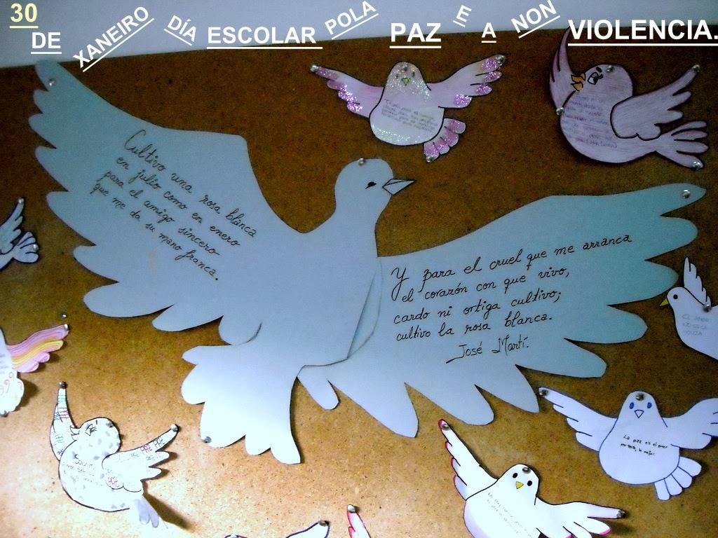 Día De La Paz 30 De Enero De 2007: BIBLIOEBA María Wonenburger: Enero 2014