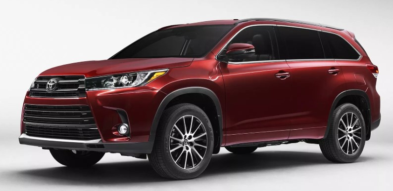 2021 toyota highlander hybrid towing capacity