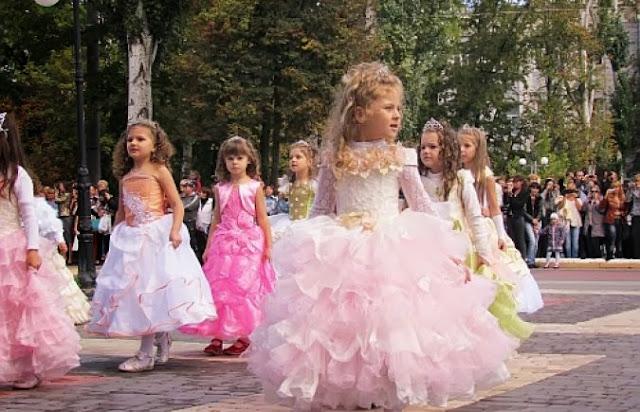 Vestidos Esponjados Para Niñas Imagui