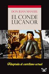 Portada del libro el conde lucanor para descargar en pdf gratis