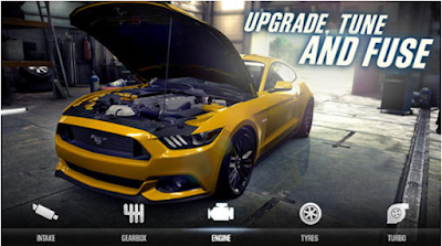Mirror CSR Racing 2 Apk Data