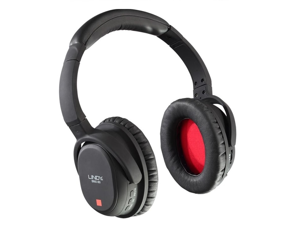 review lindy bnx 60 noise cancelling headphones the. Black Bedroom Furniture Sets. Home Design Ideas