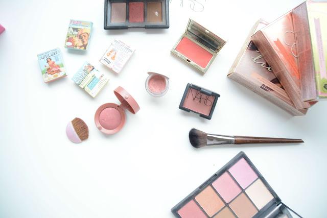 The Blush Tag, ma collection de blush