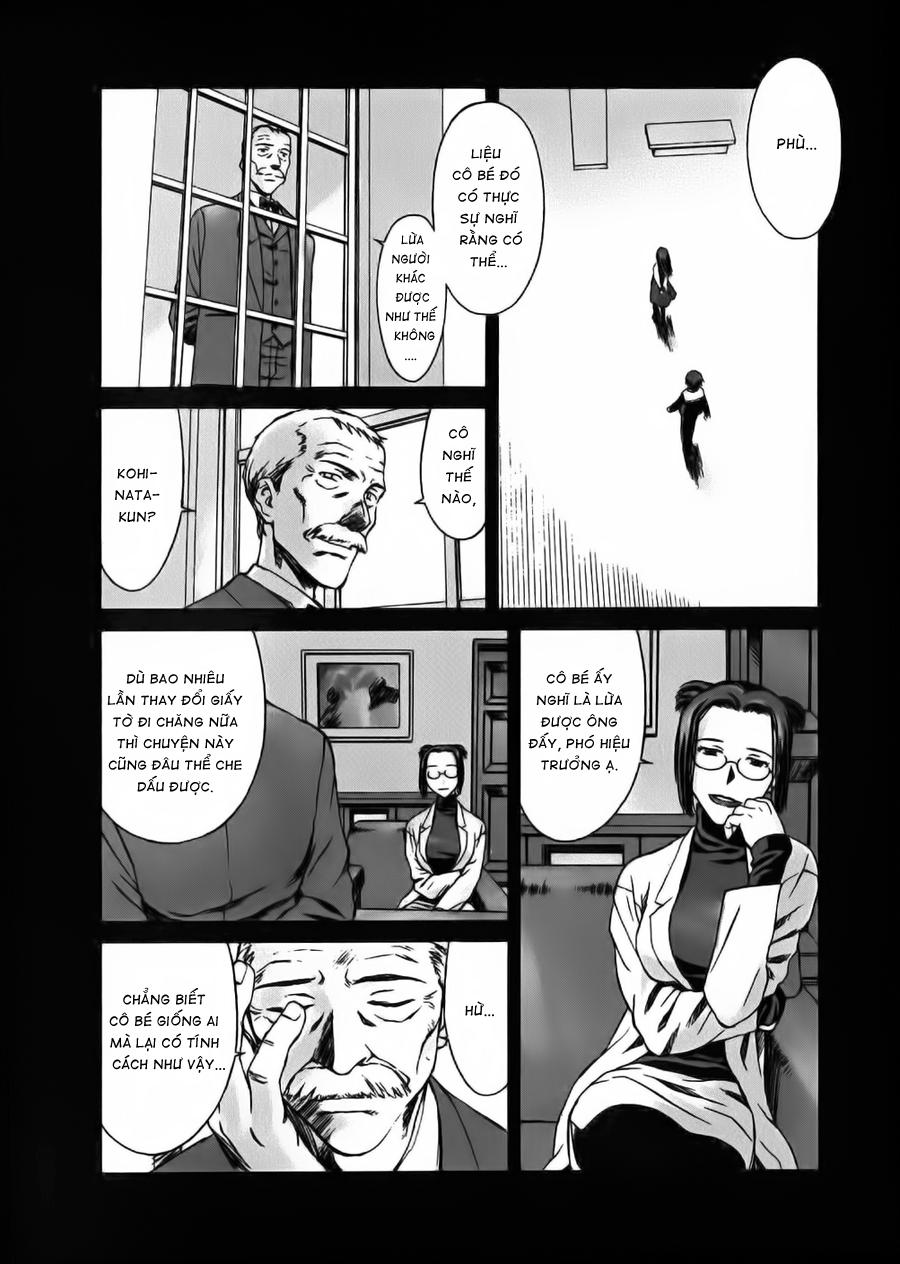 Cronos Haze chap 3 - Trang 9