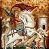 Άγιος Γεώργιος ο Τροπαιοφόρος!!!Προστάτης του Πεζικού!!Το ιδεώδες σύμβολο της ανδρείας, του αρρενωπού κάλλους και της ευσέβειας!!!