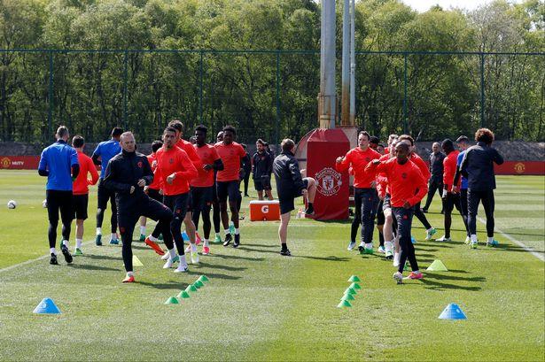 Jelang Lawan Celta Vigo, 5 Pemain MU yang Cedera Sudah Latihan