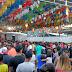 'Arraial do Menino' superlota em inauguração no último domingo, em Camocim