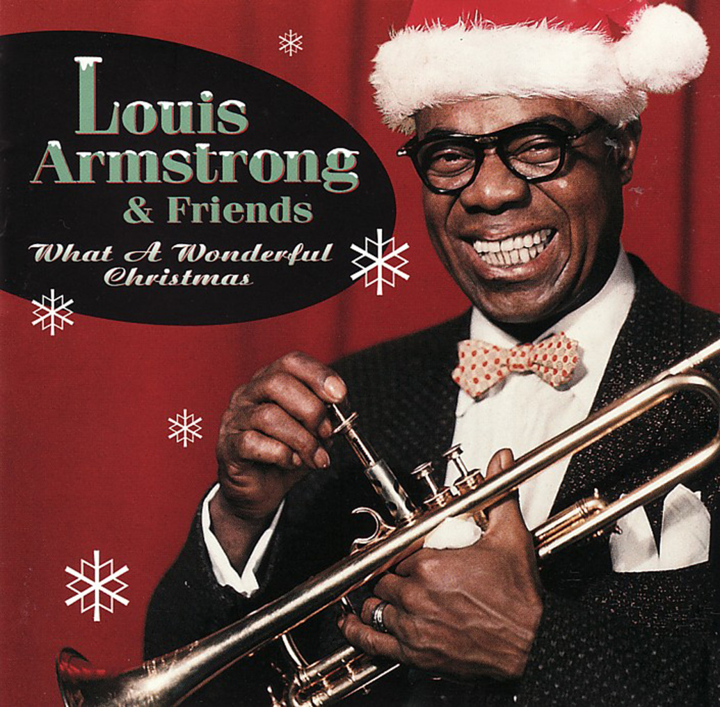 LOUIS ARMSTRONG: WHAY A WONDERFUL XMAS