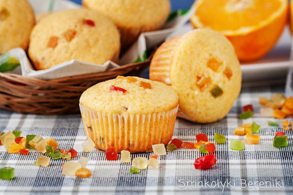 Muffiny, babeczki