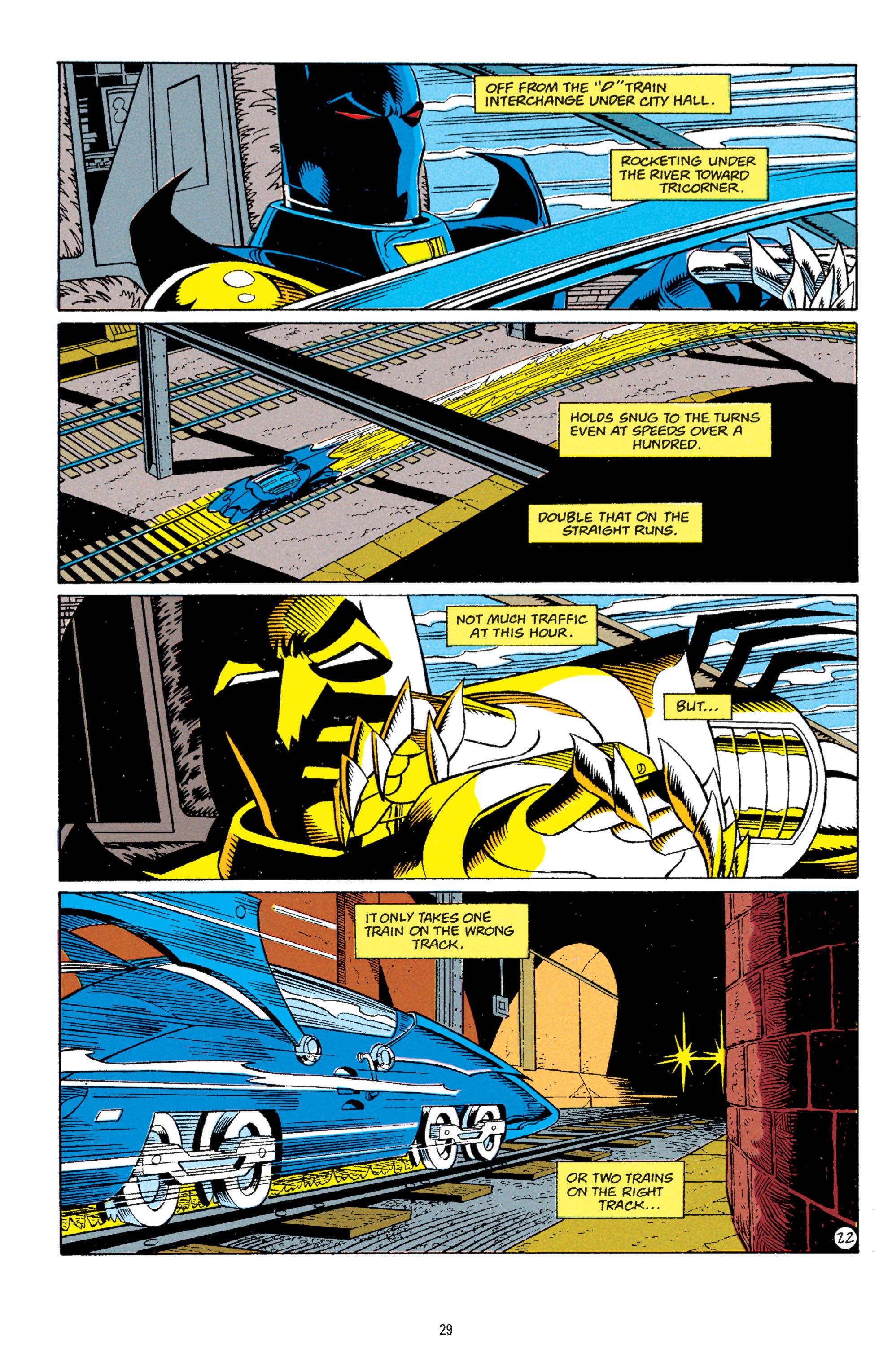 Detective Comics (1937) 667 Page 22