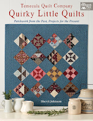 Quirky Little Quilts | August 2018