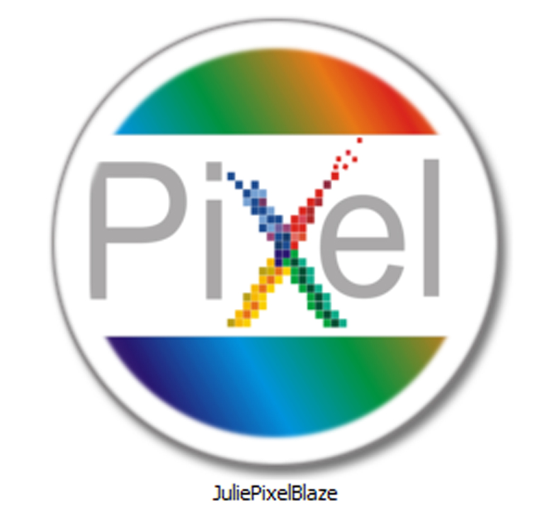 JuliePixelBlaze Logo