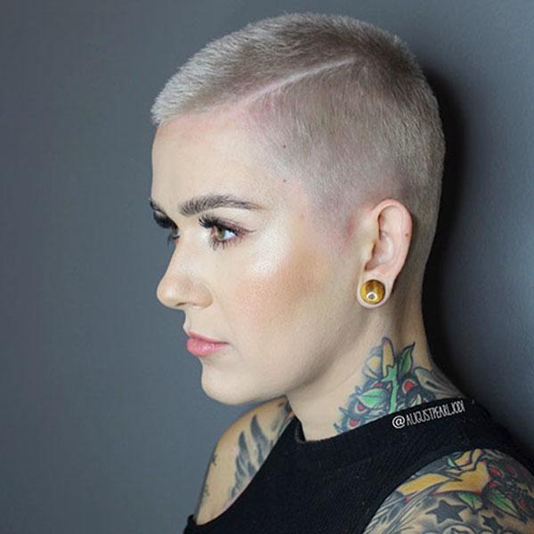 very short hair 2019