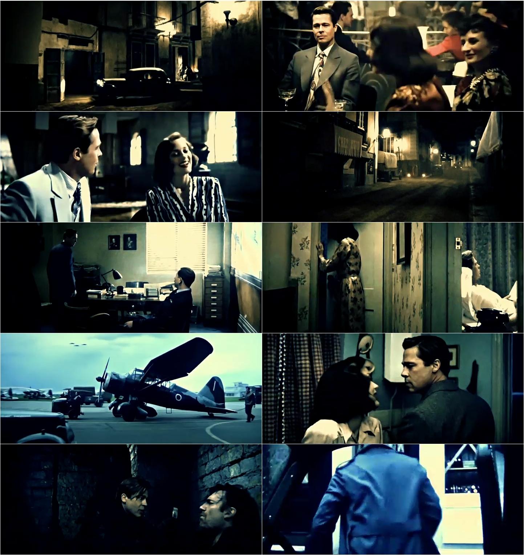 Allied Movie Screenshot