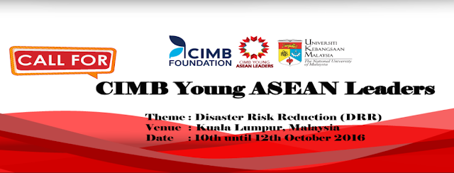 CIMB Young ASEAN Leaders 2016