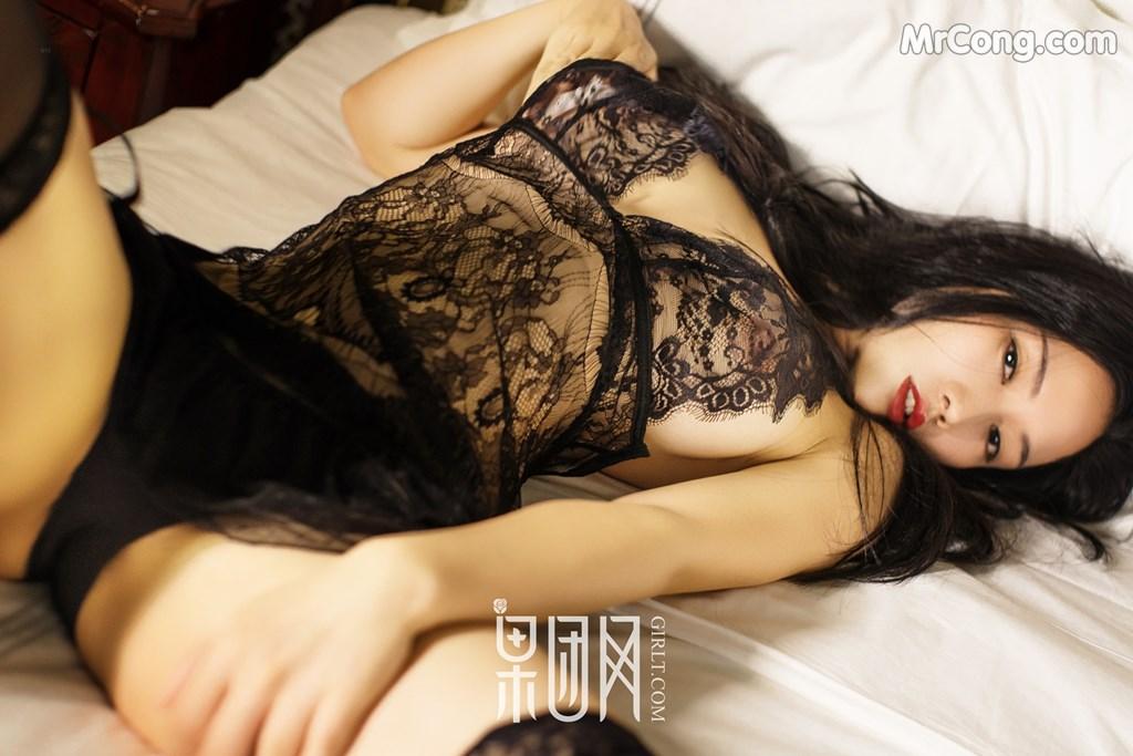 Image GIRLT-No.071-EMILY-MrCong.com-016 in post GIRLT No.071: Người mẫu EMILY (54 ảnh)