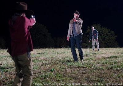 The Walking Dead - Le scene eliminate