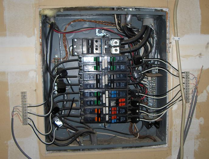 House Fuse Box Repair : Electrical panel fuse box free engine image