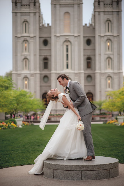 Salt Lake Temple Dip