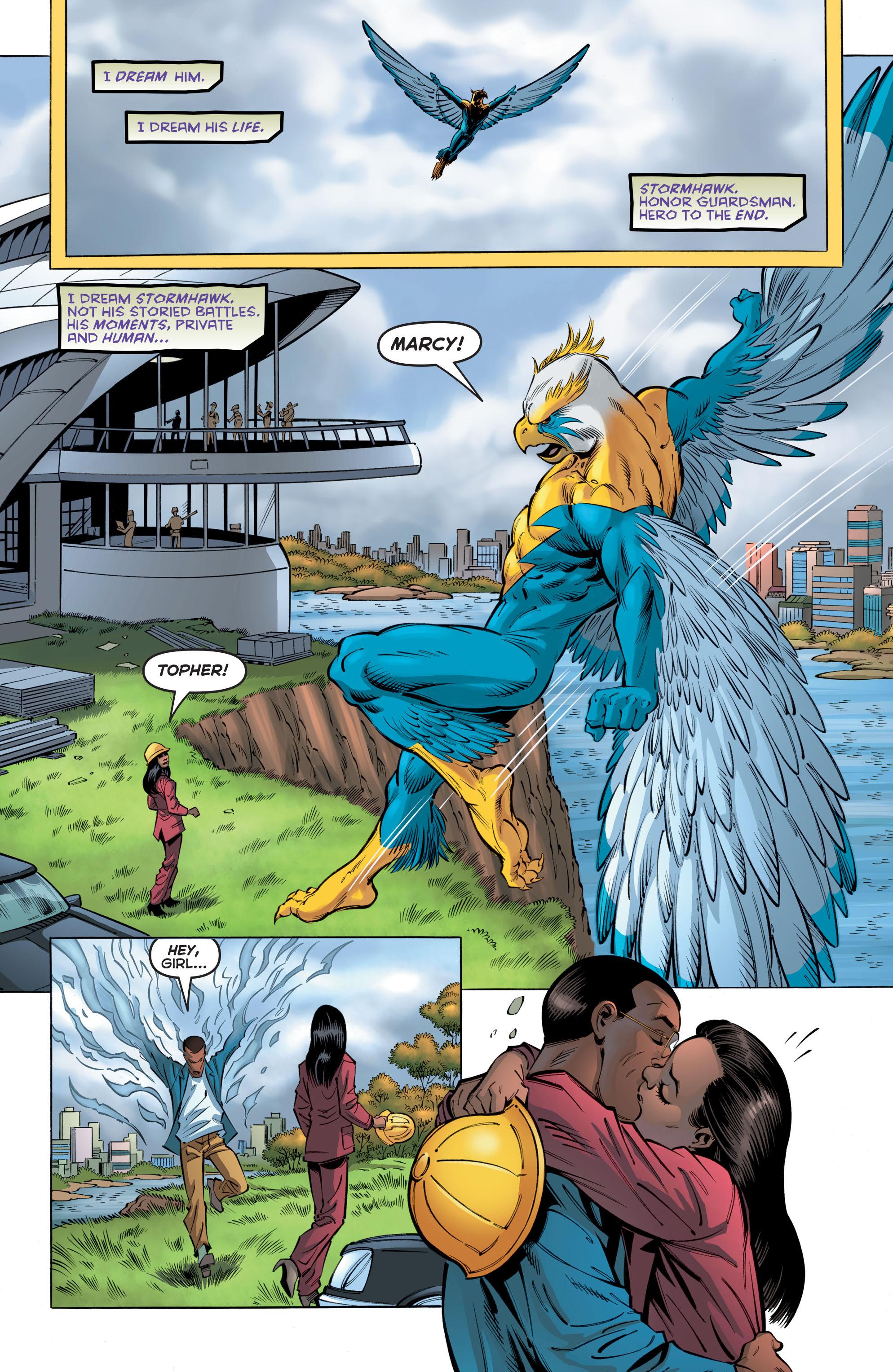 Read online Astro City comic -  Issue #17 - 2