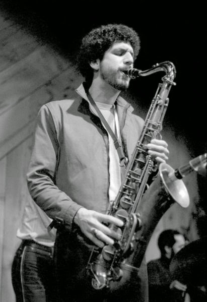 Bob Berg in 1980 with Cedar Walton's quartet (Wikimedia Commons)