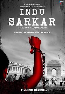 Indu Sarkar Movie First Look Poster