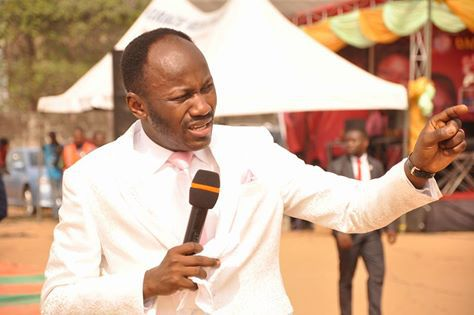 Apostle Suleman tweets
