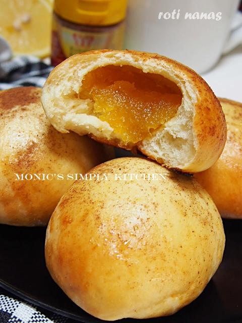 resep roti isi selai nanas tanpa ulen