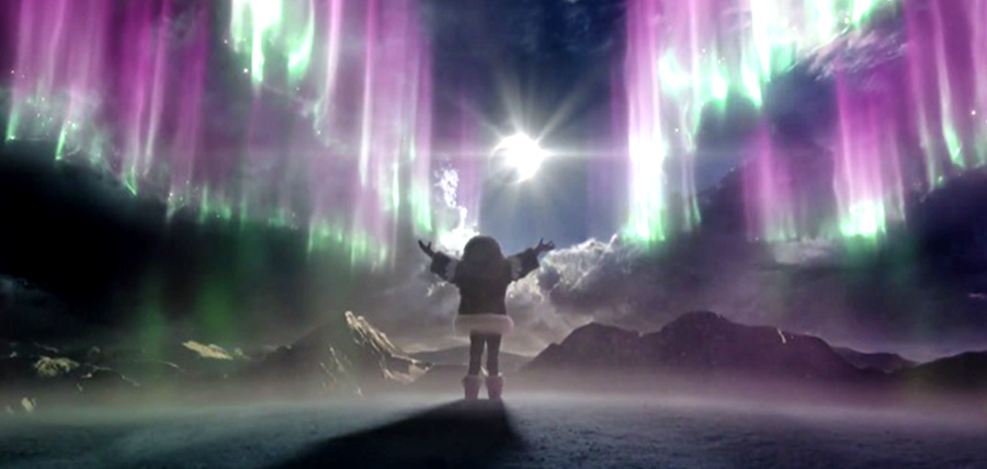 O fetiţă cu super-puteri în serialul Heroes Reborn