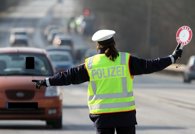 Makedonier ohne gültigen Führerschein und unter Drogeneinfluss