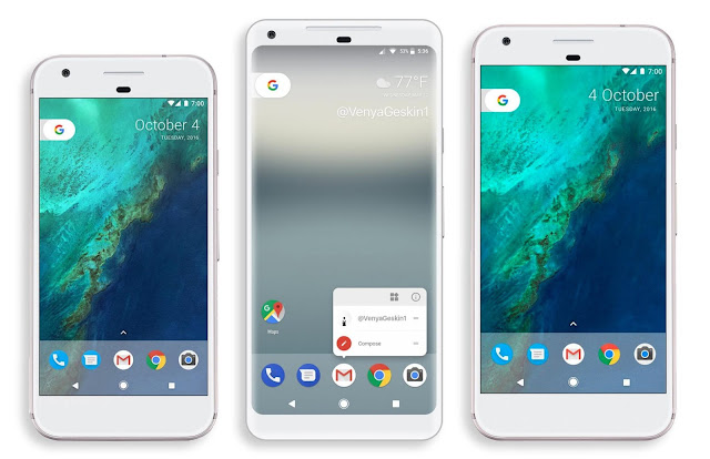 Pixel 2 , Pixel 2 XL, price , specification, launch date