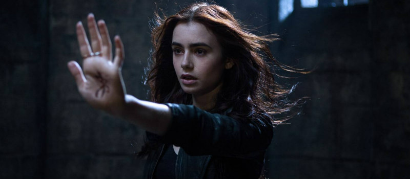 lily collins mortal instruments