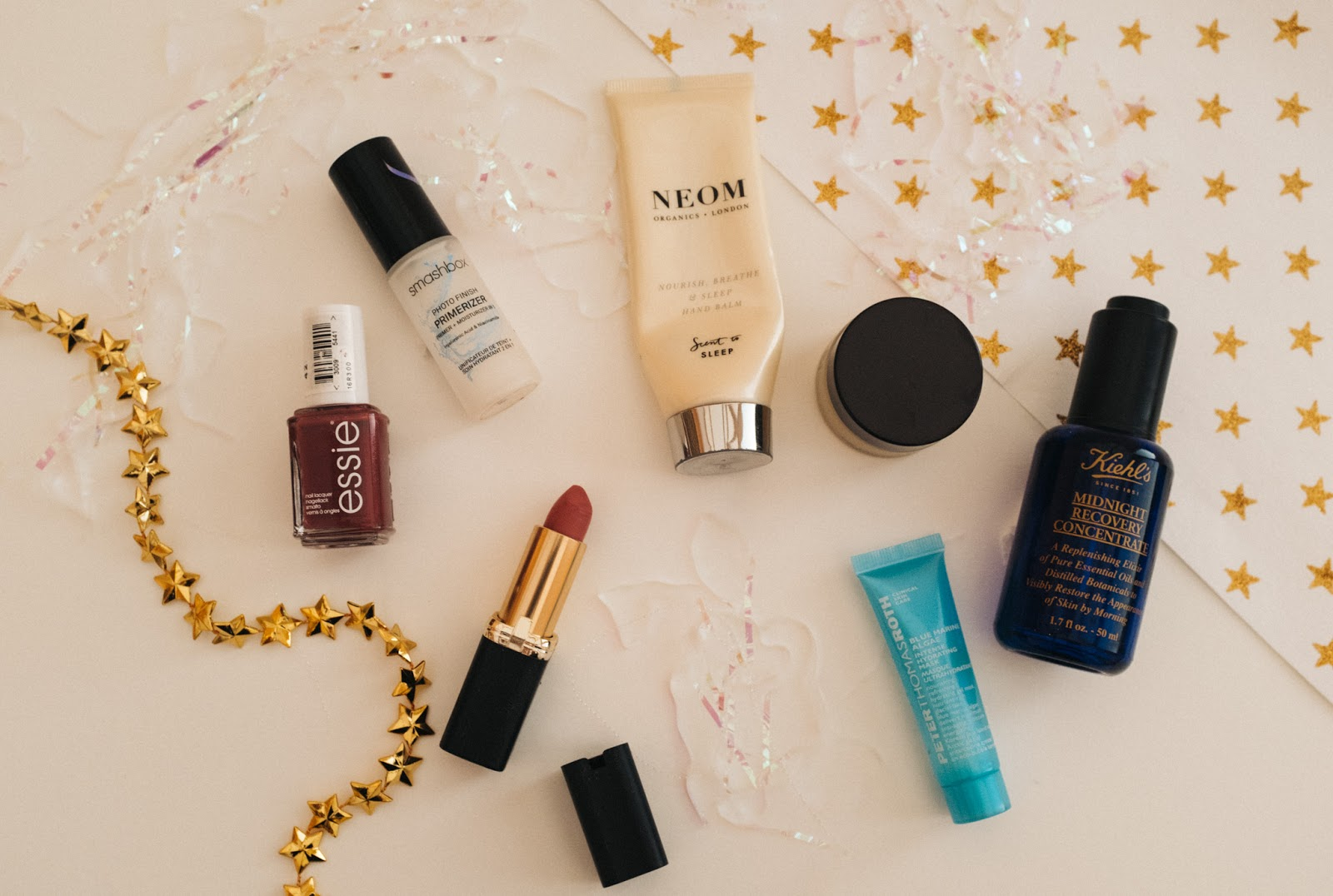 Winter Beauty Favourites Blogger