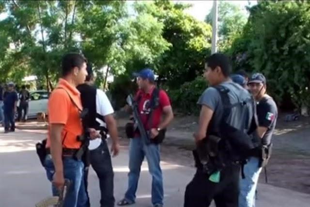 Por guerra de cárteles y pelea de plaza al CJNG brotan autodefensas vecinales en Jalisco