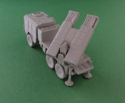Light Artillery Rocket System (LARS) picture 4