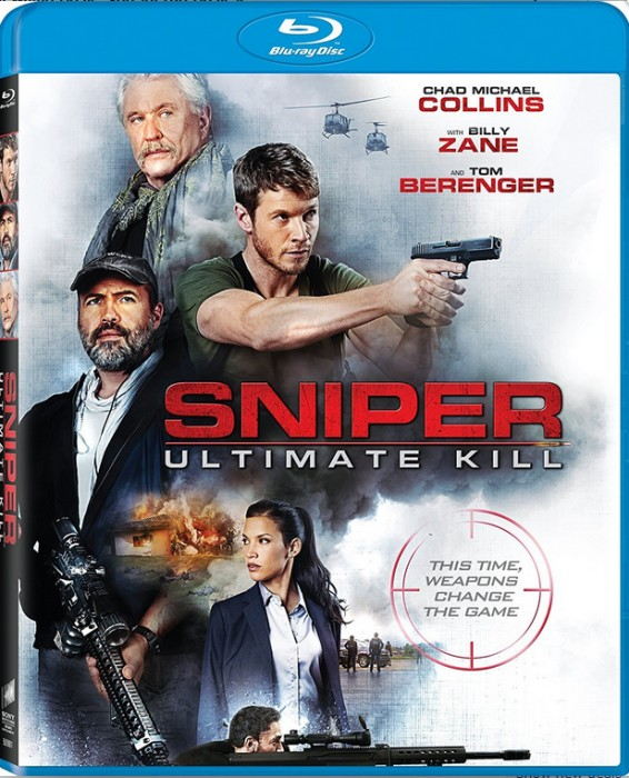 Action , Drama . History , Movie , HD , 720p , Sniper: Ultimate Kill  , 2017