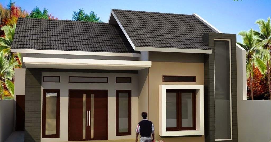 47 Ide Model Rumah Minimalis 1 Lantai