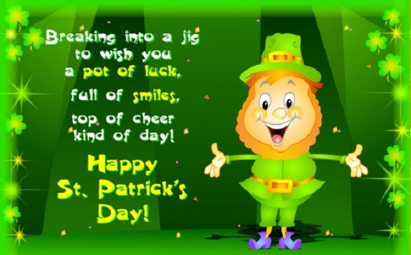 {{*Best*}} Greetings Cards Ecards & HD Images Of Happy St. Patrick's Day 2017