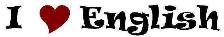 I Heart English