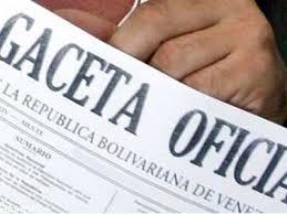 Últimos decretos presidenciales publicados en Gaceta oficial Nº 41263