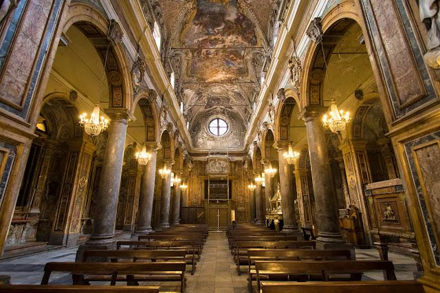 Chiesa di San Matteo al Cassaro-Palermo