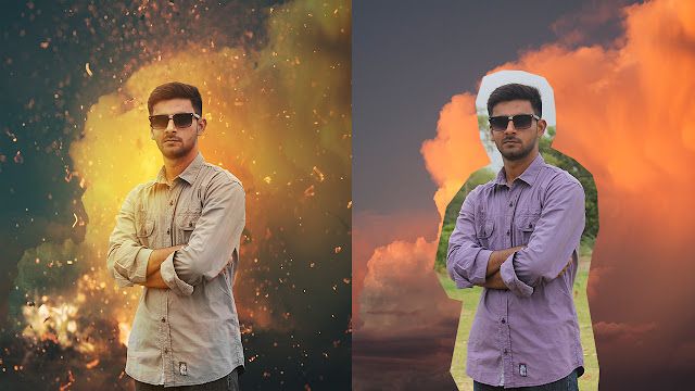 13ppe Make a Movie Poster With Fire Effect in Photoshop Tutorial