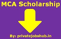 MCA Scholarship