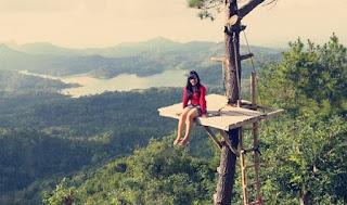 Wisata Hutan Kalibiru Yogyakarta