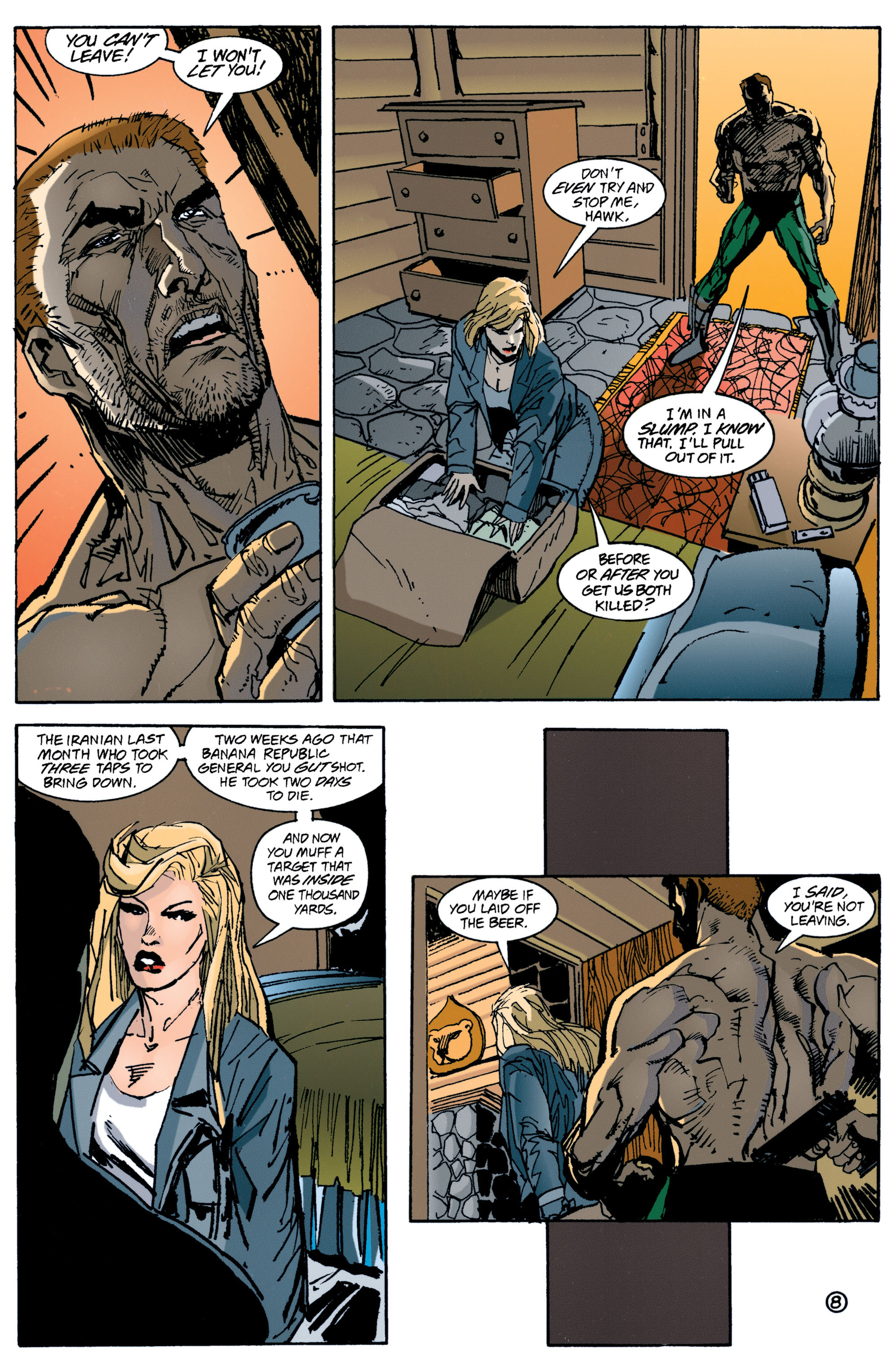 Detective Comics (1937) 708 Page 8