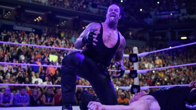 The Undertaker Comments on Fans Wanting to See Him Wrestle Sting