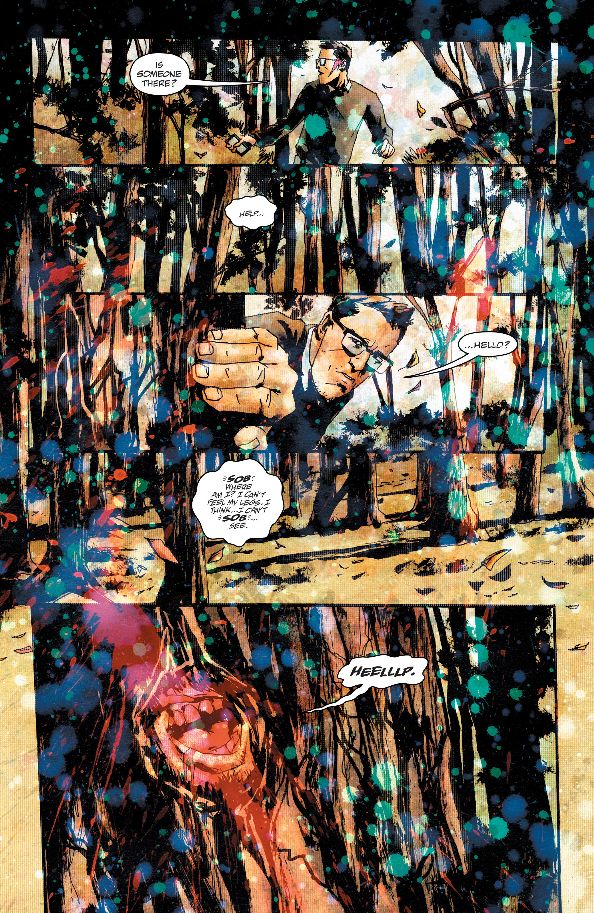Read online Wytches comic -  Issue #3 - 14
