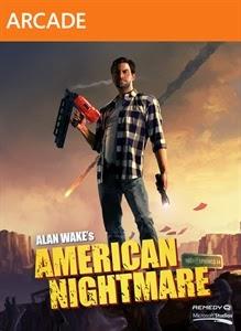 Alan Wake American Nightmare Xbox360 free download full version